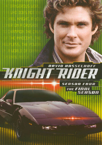 Knight Rider - Season 4 DVD Movie
