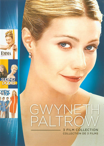 Gwyneth Paltrow Collection - Emma / Sliding Doors / View from the Top DVD Movie