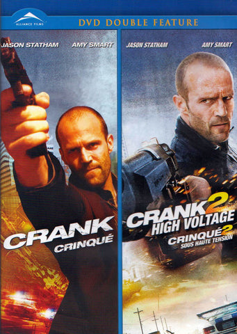 Crank / Crank 2: High Voltage (AL) (Bilingual) DVD Movie