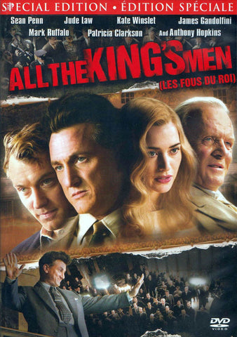 All the King s Men (Special Edition) (Bilingual) DVD Movie