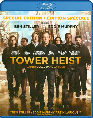 Tower Heist (Special Edition) (Blu-ray) (Bilingual) BLU-RAY Movie