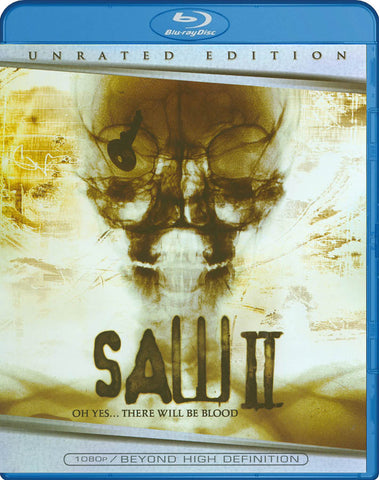 Saw II (Unrated Edition) (Blu-ray) (LG) BLU-RAY Movie