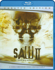 Saw II (Unrated Edition) (Blu-ray) (LG)
