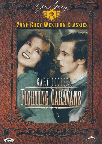 Fighting Caravans - Zane Grey Western Classics (ALL) DVD Movie