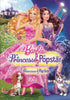 Barbie - The Princess and The Popstar (Bilingual) DVD Movie