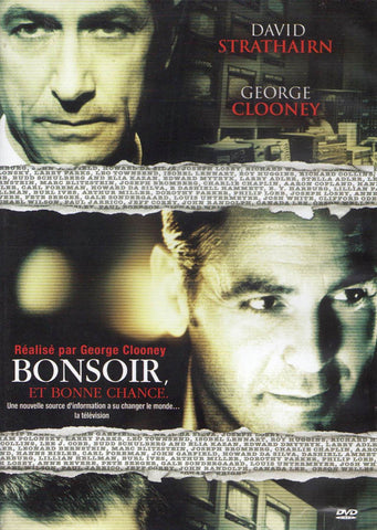 Bonsoir, Et Bonne Chance DVD Movie
