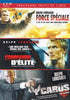 Force Speciale / Commando D'Elite / Icarus (VVS Triple Feature) DVD Movie