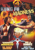 Kung Fu Madness (4 Movies Pack) DVD Movie