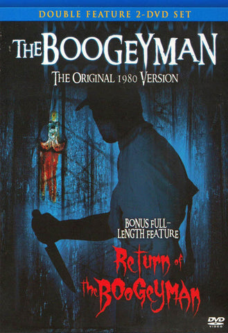 The Boogey Man / The Return Of The Boogeyman (Double Feature) (CA Version) DVD Movie