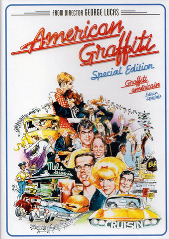 American Graffiti (Special Edition) (Bilingual) DVD Movie