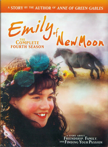 Emily Of New Moon - The Complete Fourth Season (Cardboard Case) DVD Movie
