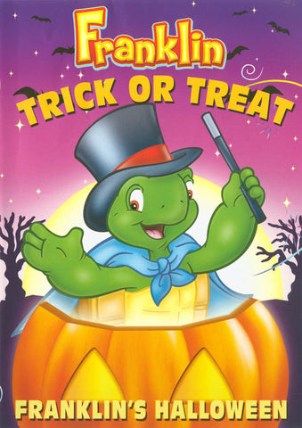 Franklin - Trick Or Treat DVD Movie