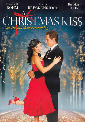A Christmas Kiss DVD Movie