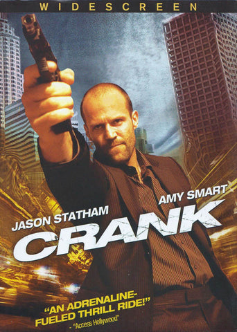 Crank (Widescreen Edition) (LG) DVD Movie
