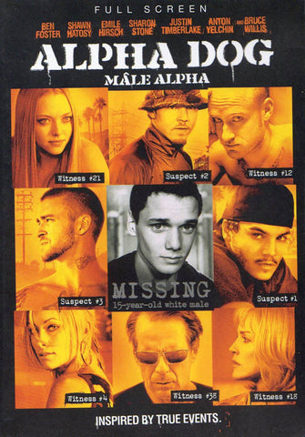 Alpha Dog (Full Screen Edition) (Bilingual) DVD Movie