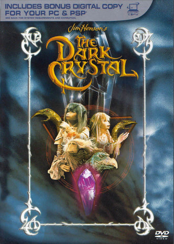 The Dark Crystal (+ Digital Copy For PC & PSP) DVD Movie