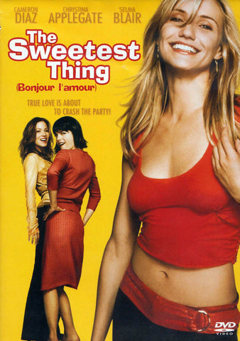 The Sweetest Thing (Bilingual) DVD Movie