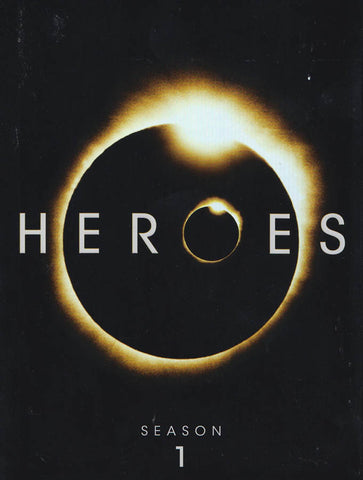 Heroes - Season 1 (One) (Boxset) (CA Version) DVD Movie