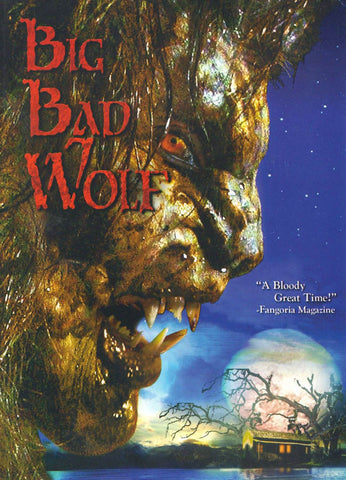 Big Bad Wolf (Screen Media) DVD Movie