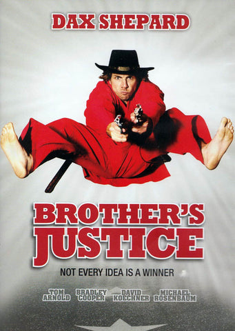 Brother's Justice DVD Movie