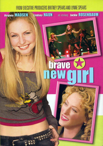 Brave New Girl DVD Movie