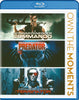 Commando / Predator / The Terminator (Blu-ray) BLU-RAY Movie