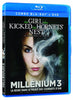 The Girl Who Kicked the Hornet's Nest / Millenium 3 (Blu-ray + DVD Combo) (Bilingual) DVD Movie