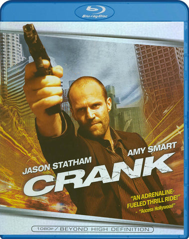 Crank (Blu-ray) (LG) BLU-RAY Movie