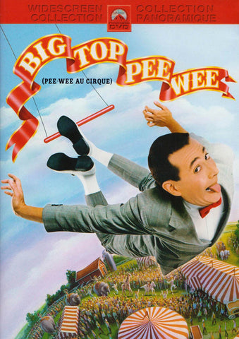 Big Top Pee-Wee (Bilingual) DVD Movie