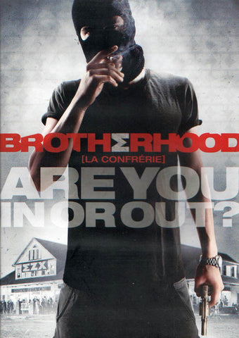Brotherhood ( Will Canon) (CA Version) DVD Movie