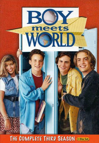 Boy Meets World - The Complete (3rd) Third Season (Boxset) (MAPLE) DVD Movie