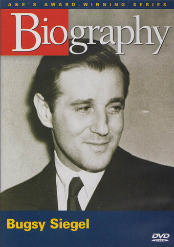 Bugsy Siegel (Biography) DVD Movie