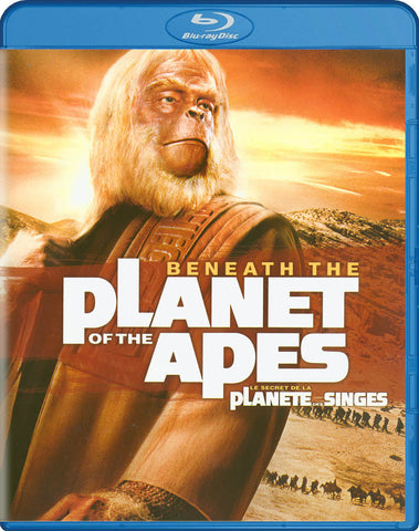 Beneath the Planet of the Apes (Blu-ray) (Bilingual) BLU-RAY Movie