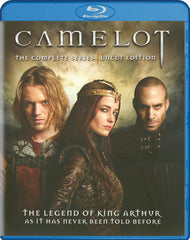 Camelot - The Complete Series Uncut Edition (Boxset) (Blu-Ray)