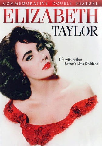 Elizabeth Taylor - Life With Father / Father's Little Dividend DVD Movie