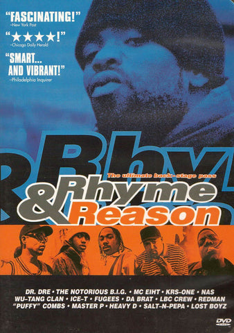 Rhyme & Reason (Miramax) DVD Movie
