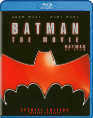 Batman : The Movie (Bilingual) (Blu-ray)