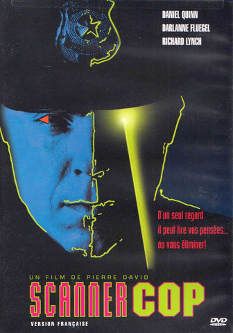 Scanner Cop (French Version) DVD Movie