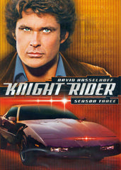 Knight Rider - Season Three (3) (Keepcase) (Boxset)