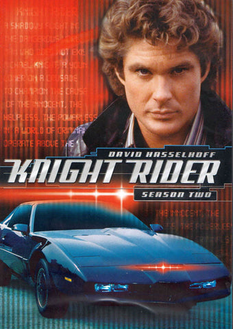 Knight Rider - Season Two (2) (Keepcase) (Boxset) DVD Movie