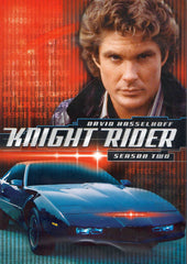 Knight Rider - Season Two (2) (Keepcase) (Boxset)