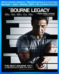 The Bourne Legacy (Blu-ray + DVD + Digital Copy + UltraViolet) (Blu-ray) (Bilingual)