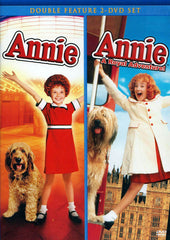 Annie / Annie : A Royal Adventure! (Double Feature 2-DVD Set)