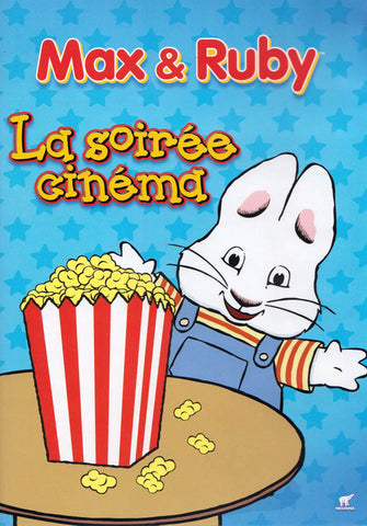 Max & Ruby - Le Soiree Cinema DVD Movie