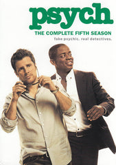 Psych - The Complete Fifth Season (5) (Boxset)