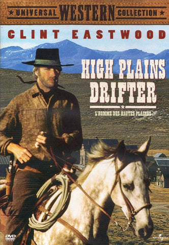 High Plains Drifter (Universal Western Collection) (Bilingual) DVD Movie