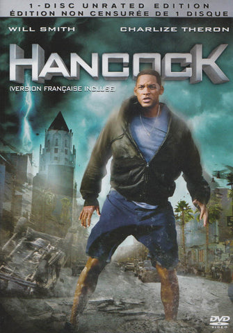 Hancock (1-Disc Unrated Edition) (Bilingual) DVD Movie