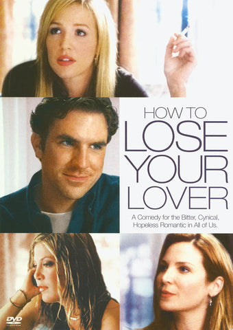 How to Lose Your Lover DVD Movie