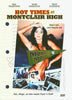 Hot Times At Montclair High DVD Movie