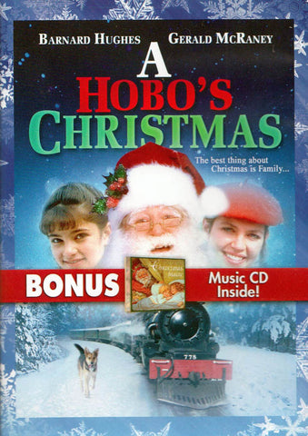 A Hobo's Christmas - with Bonus CD: Christmas Magic DVD Movie